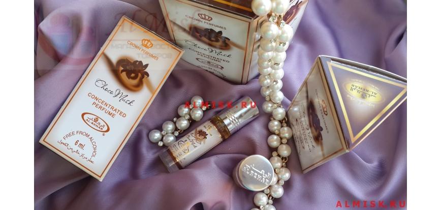 Масляные духи, 6мл, Al-rehab, Al-rayan, Ravza, Zahra