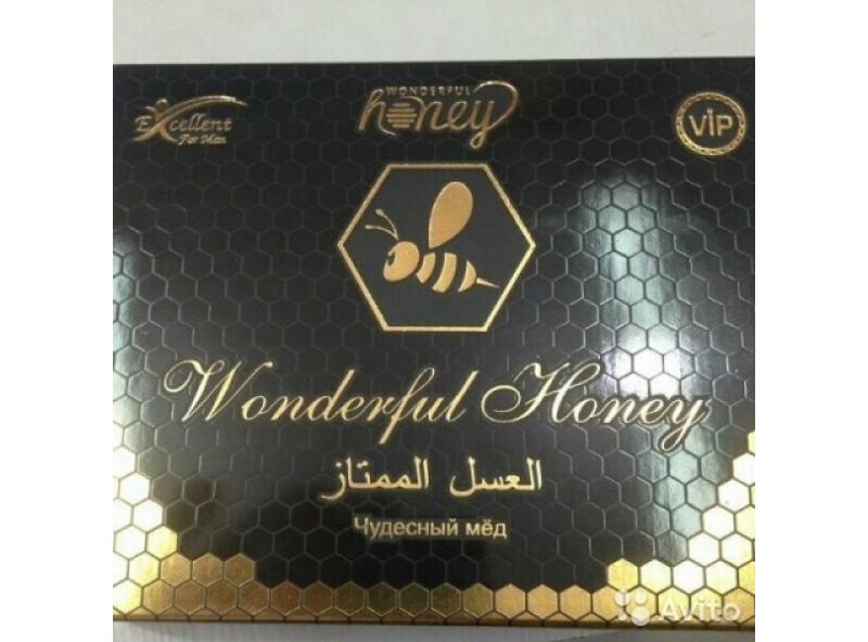 Чудесный мед для мужчин Wonderful Honey