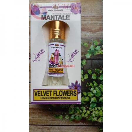 MANTALE velvet flower, 4ml
