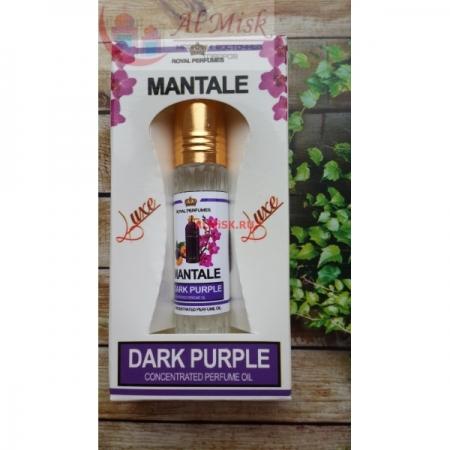 MANTALE  dark purple, 4ml