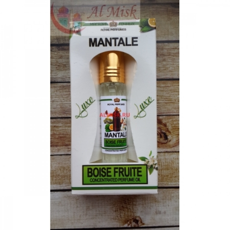 MANTALE  boise fruite, 4ml