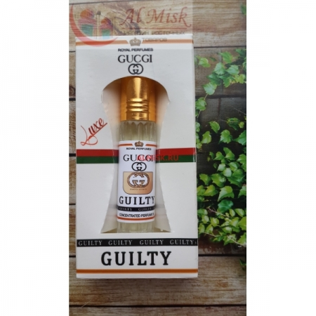 GUCCI GUILTY, 4ml