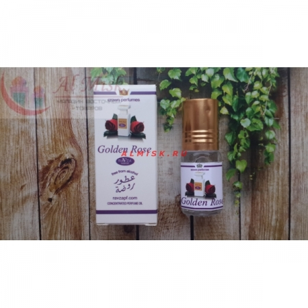 Golden rose, 3ml