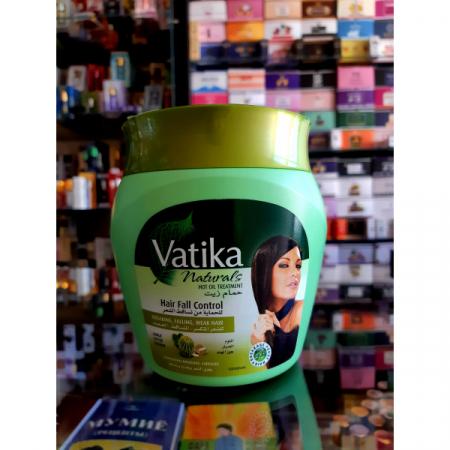 Маска для волос Vatika с кактусом / Ватика Naturals Hair Mask, 500гр