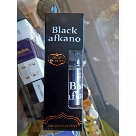 Black Afgano / Черный афганец, 13мл, ОАЭ