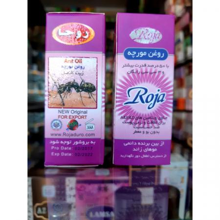 Муравьиное масло Roja,  против роста волос