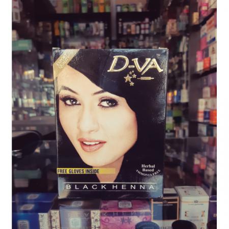 Хна натуральная,  Diva / Дива для волос , черная, Индия