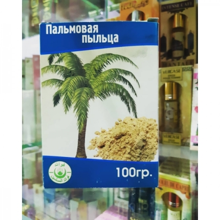 Пальмовая пыльца, 100 гр , в коробке