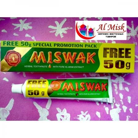 Зубная паста Miswak Dadur